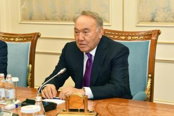 """Nursultan Nazarbayev: """"Azərbaycanın Zəfəri Türk dünyası üçün mühüm əhəmiyyət daşıyır"""""""