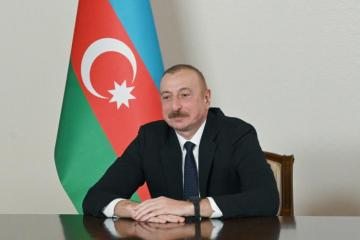 """Ильхам Алиев: Азербайджан уже неоднократно публично о заявлял о готовности начать диалог с Арменией-<span class=""""red_color"""">ВИДЕО</span>"""