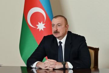 """Президент Азербайджана: Откровенно говоря, во время войны Франция не повела себя как честный посредник-<span class=""""red_color"""">ВИДЕО</span>"""