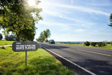 Scottish company to build road made from waste plastics in Azerbaijan