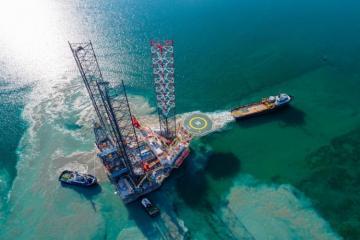 BP продает Лукойлу 25% своей доли в геологоразведочном проекте на мелководье Абшеронского полуострова